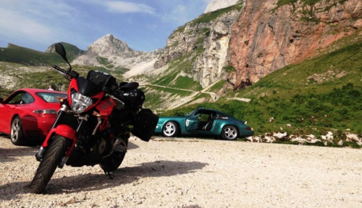 Trip do Alp - Tomáš Krauz