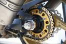 Jak správně mazat řetěz motocyklu