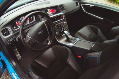 Volvo S60 Polestar interiér
