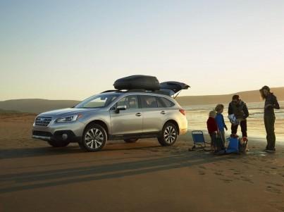 Představena nová generace Subaru Outback