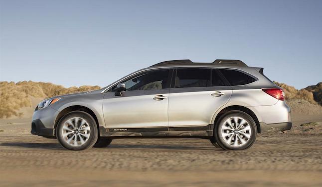 Nový Subaru Outback