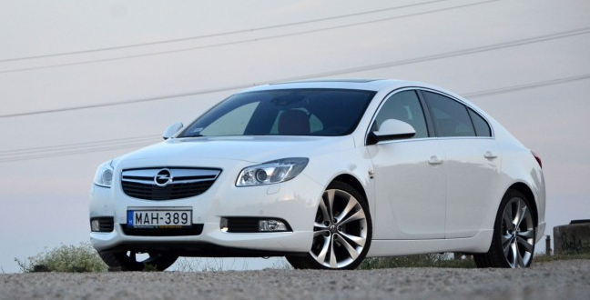 Opel Insignia Sports Tourer 2.0 CDTi BiTurbo