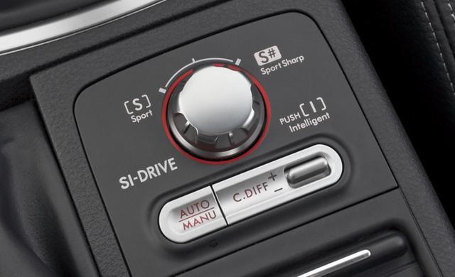 Subaru Inteligent Drive (SI-DRIVE)