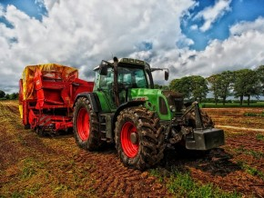 Pneumatiky na traktor